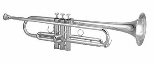 Trumpet Bb B5 in Silver Plate by Schilke