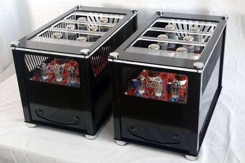 AUDIOVALVE Challenger 115/150/180 Mono Block Amplifiers (pair)