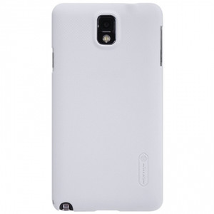 Nillkin Super Frosted Shield Case for Galaxy Note 3 - White