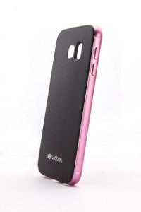 X-Doria Bump Leather Case for Samsung Galaxy S6 - Pink