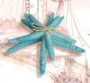 Colored Starfish Decorations Set