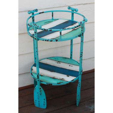 Weathered Nautical Tables