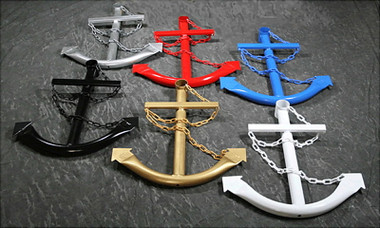 Classic Anchor in Multiple Colors