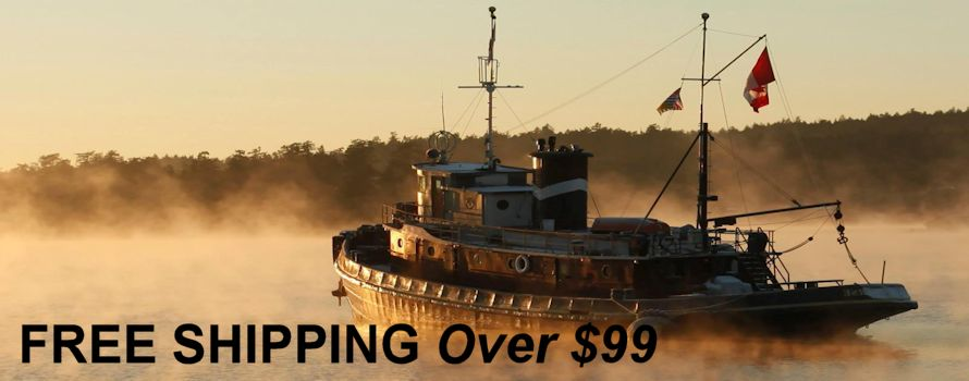 Free Shipping Over $99 Image