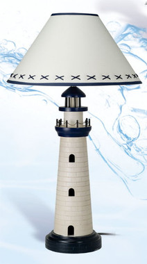 Lighthouse Nautical Table Lamp
