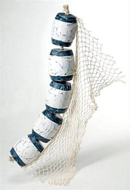 Fishing Buoys And Netting Decoration