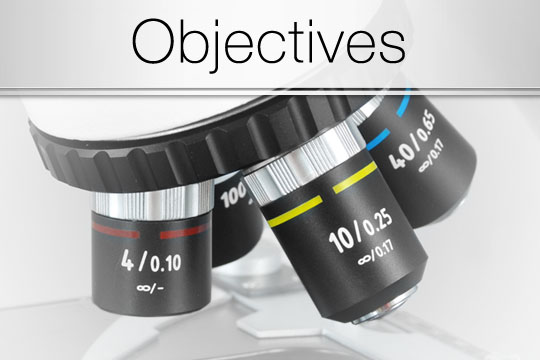 microscope objectives