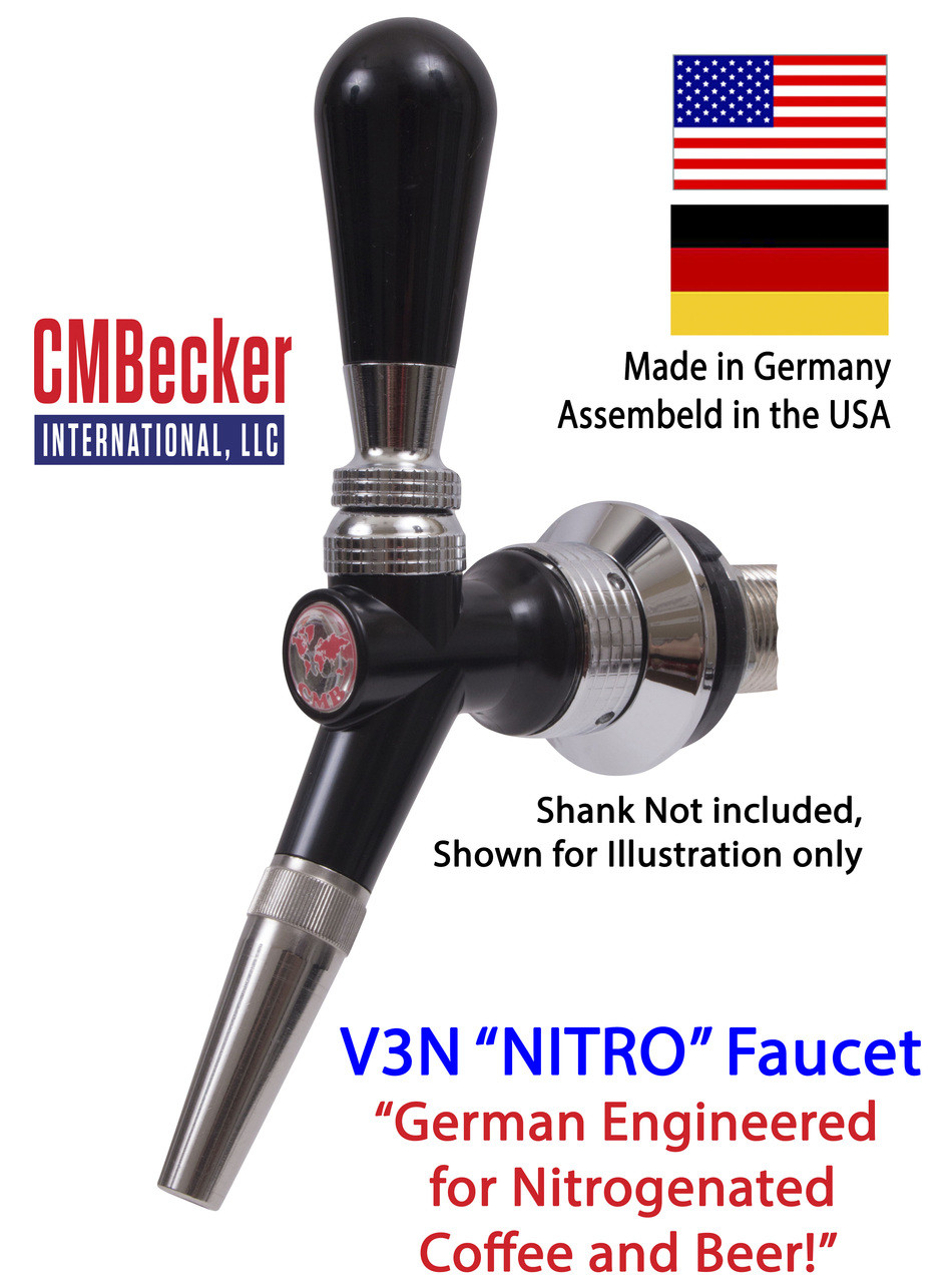 CMB V3N NITRO Beer and Nitro Coffee Faucet - Kegconnection