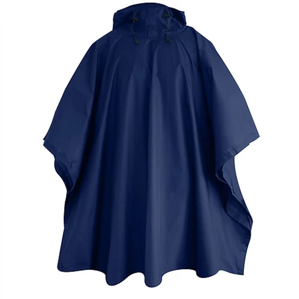 Poncho Red Ledge Storm Unisex - Classic Blue