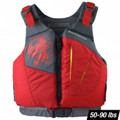 Chaleco Stohlquist Escape para Niños - Red 50-90 lbs.