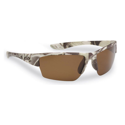 Lentes Flying Fisherman Glades Matte Camo Amber