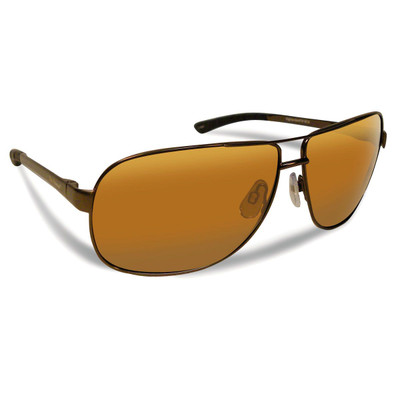 Lentes Flying Fisherman Highlander  Amber