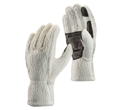 Guantes Black Diamond Yetiweight Fleece - Aluminum