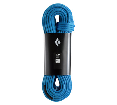 Cuerda Dinámica Black Diamond 9.9 para Escalada