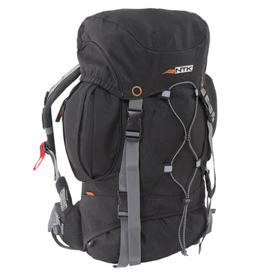 Mochila NTK Everest 35L - Black