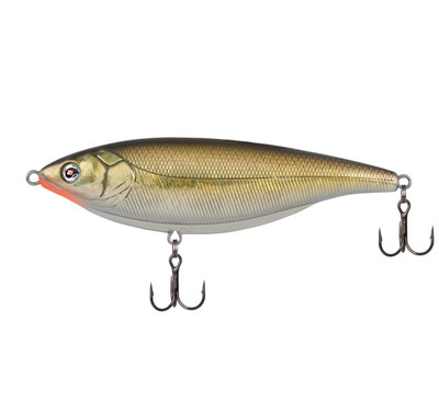 Señuelo Sebile Stick Shadd (Hundimiento) - Nat Golden Shiner