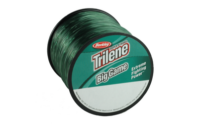 Linea de Pesca Monofilamento Berkley Trilene Big Game - Green