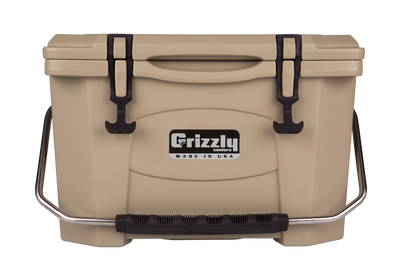 Hielera Grizzly 20 - Tan