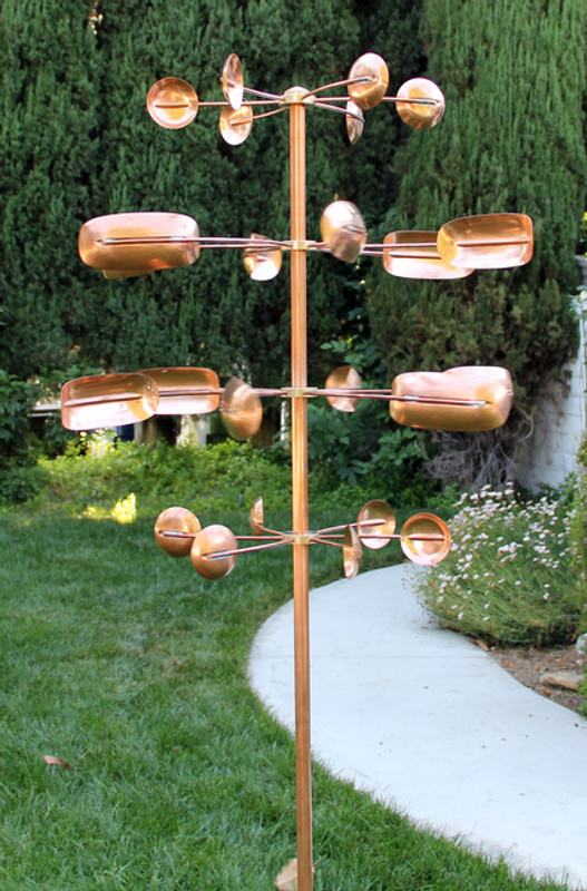 Quaking Aspen Spinner Head