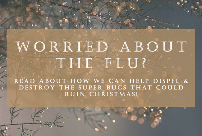 Avoiding Flu & Staying Healthy This Winter!