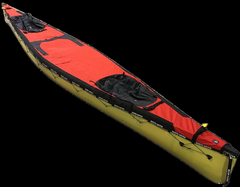 North Water Tandem Canoe Spray Deck Western Canoeing