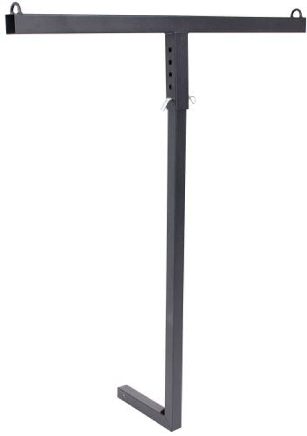 Upright hitch mounted roof rack T-Bar