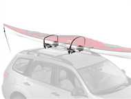 Getting your Boat to the Water - Part 4 of 8 - Using Saddle Style Cradles or Foam Blocks on Roof Racks