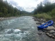 Having Fun in Rubber - A kayakers take on rafting