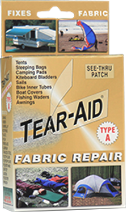 TEAR-AID Gold - Fabric Repair Kit