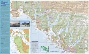 Clayoquot Sound Recreation Map