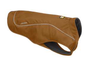 Ruffwear K-9 Overcoat - Trailhead Brown