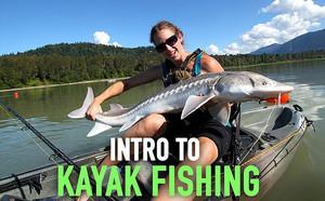 INTRO TO KAYAK FISHING