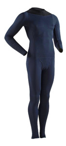 K-2 Union Suit - Navy