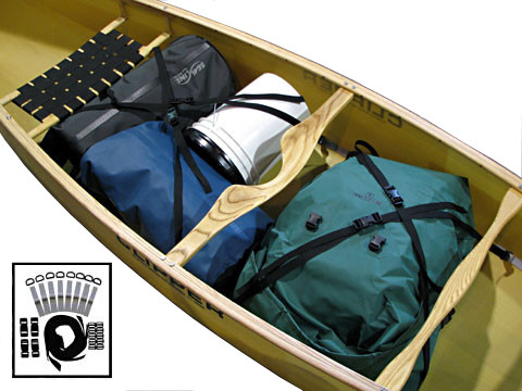Old Town Kayaks For Sale >> Wilderness Lashing Kit with Straps and Buckles - Western ...