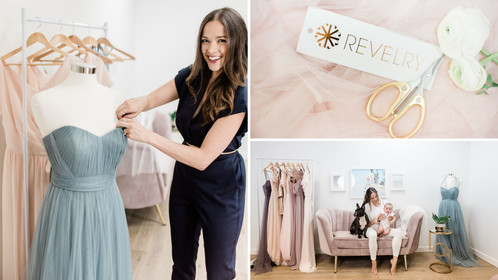 All The Deets On How Revelry's Founder Is Truly Changing The Wedding Industry