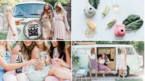 This Palm Springs Inspired Shoot Is Right Out Of Your Pinterest Dreams