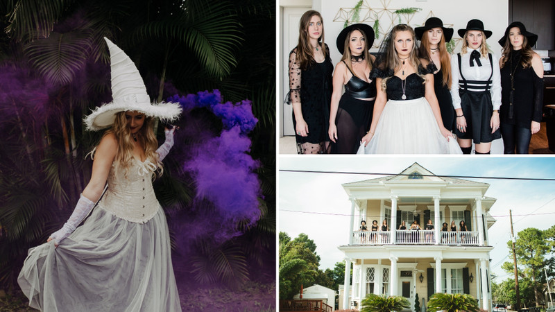 Finally The Bride: Coven Themed Parties That Have Us Totally Spellbound