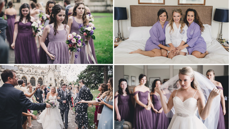 This English Fairy-Tale Wedding Is Full Of Floating Tulle and Fabulous Florals