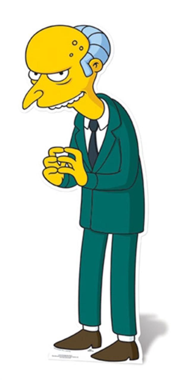 The_Simpsons_Mr_Burns_cutout_buy_now_at_