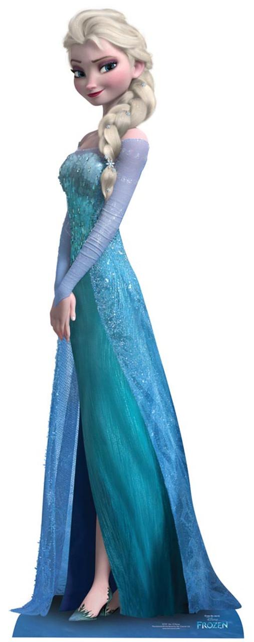 Elsa From Frozen Cardboard Cutout Buy Disney Frozen