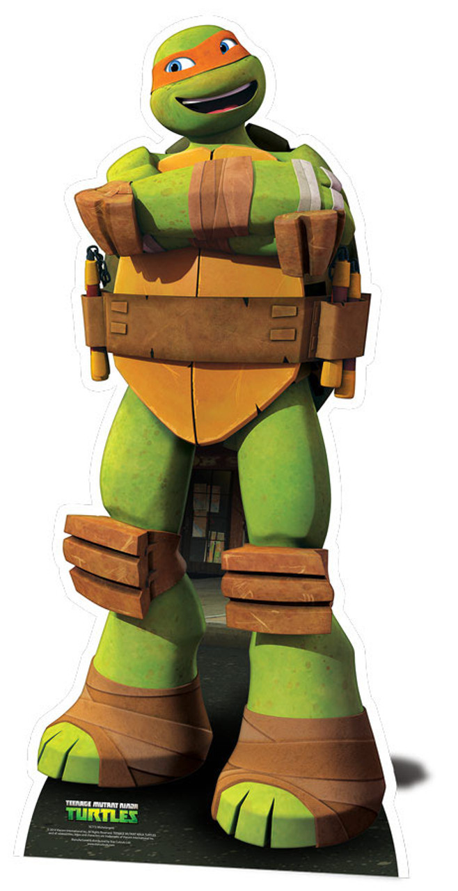 Michelangelo Teenage Mutant Ninja Turtles Lifesize