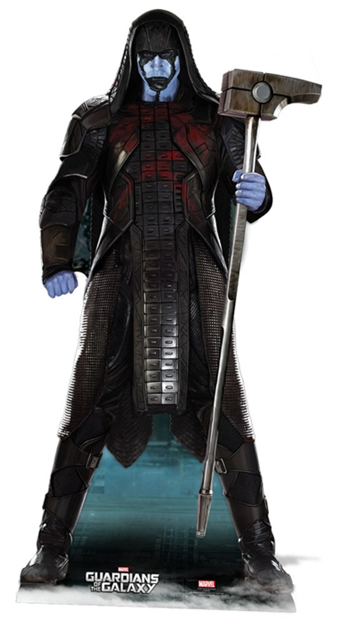 Ronan The Accuser Guardians Of The Galaxy Lifesize