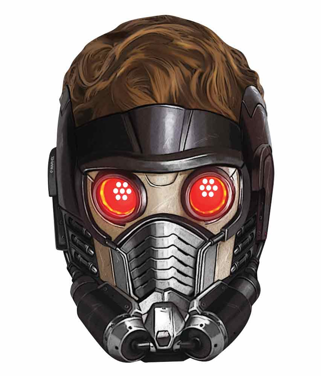 Peter Quill Star- Lord Marvel Guardians of the Galaxy Card ...