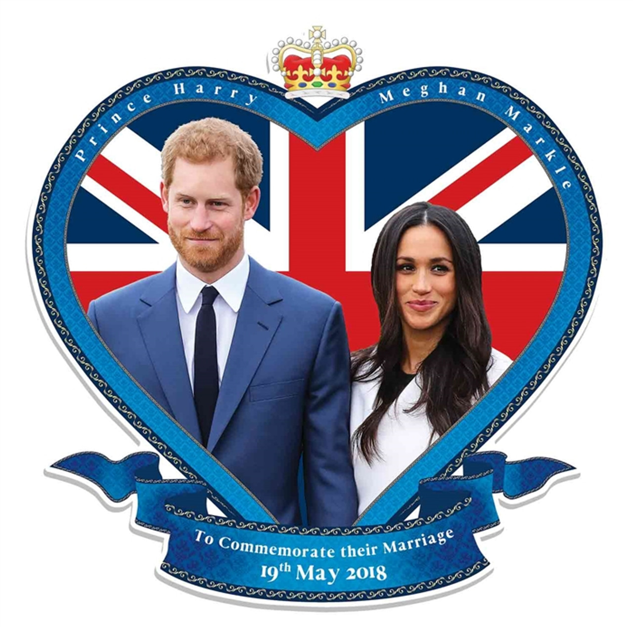 Image result for harry and meghan royal wedding cartoon