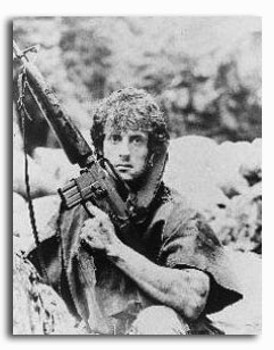 (SS22854) Sylvester Stallone  First Blood Movie Photo