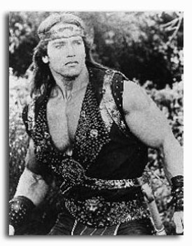 (SS145496) Arnold Schwarzenegger  Red Sonja Movie Photo