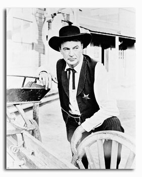 (SS158587) Gary Cooper  High Noon Movie Photo