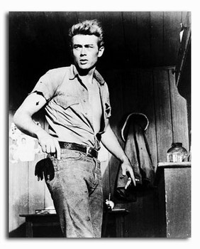 (SS174330) James Dean  Giant Movie Photo