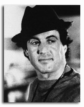 (SS194896) Sylvester Stallone  Rocky III Movie Photo