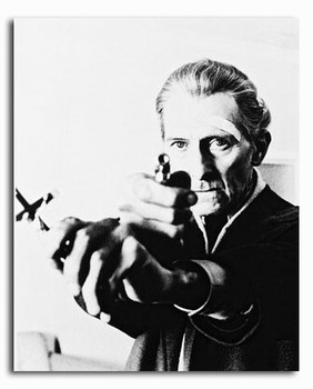 (SS200395) Peter Cushing  The Satanic Rites of Dracula Movie Photo
